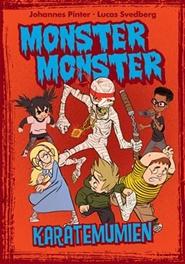 Tidningen Monster Monster del 2, Karatemumien 1 nummer