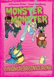 Tidningen Monster Monster del 4, Rymdmördarsniglarna 1 nummer