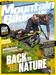 Tidningen Mountain Biking UK 13 nummer