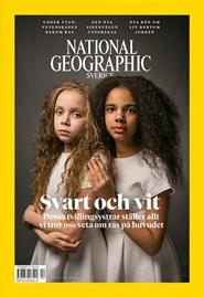 Tidningen National Geographic Sverige 3 nummer