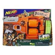 Tidningen NERF Zombie Strike Flipfury 1 nummer