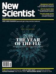 Tidningen New Scientist 51 nummer