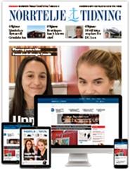 Tidningen Norrtelje Tidning 60 nummer