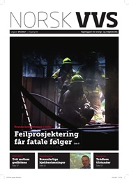 Tidningen Norsk VVS 11 nummer