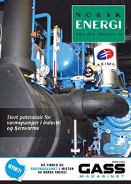 Tidningen Norsk Energi 4 nummer