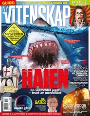 Tidningen Ny Vitenskap  3 nummer