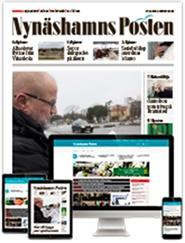 Tidningen Nynäshamns Posten 48 nummer