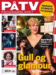 Tidningen Programbladet PåTV 20 nummer