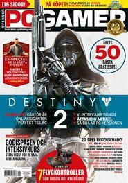 Tidningen PC Gamer 6 nummer