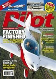 Tidningen Pilot 12 nummer
