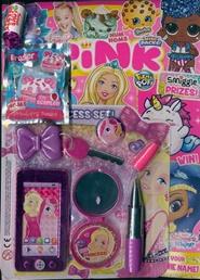 Tidningen Pink Magazine 12 nummer
