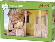 Tidningen Pippi Långstrump Pussel, 200 bitar 1 nummer