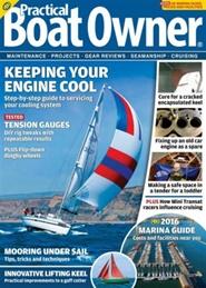 Tidningen Practical Boat Owner 13 nummer