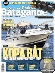 Tidningen Praktiskt Båtägande 7 nummer
