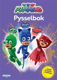 Tidningen Pysselbok Pyjamashjältarna 1 nummer