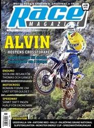 Tidningen Race 8 nummer
