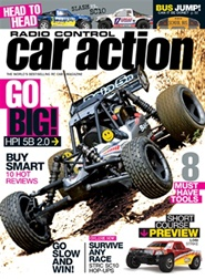Tidningen Radio Control Car Action 12 nummer