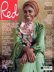 Tidningen Red Magazine 12 nummer