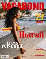 Tidningen Reisemagasinet Vagabond 2 nummer