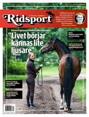 Tidningen Ridsport 11 nummer