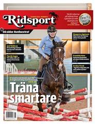 Tidningen Ridsport 24 nummer