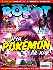 Tidningen Robot 12 nummer