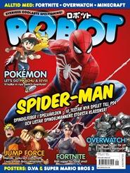 Tidningen Robot 6 nummer