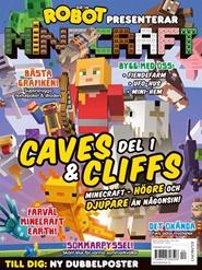 Tidningen Robot presenterar Minecraft 3 nummer
