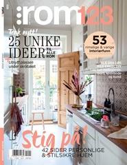 Tidningen Rom123 5 nummer
