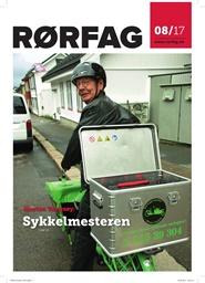 Tidningen Rørfag 11 nummer