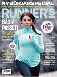Tidningen Runners World 11 nummer