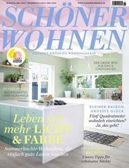 Tidningen Schoner Wohnen 12 nummer