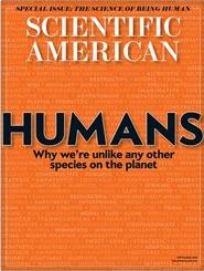 Tidningen Scientific American 24 nummer