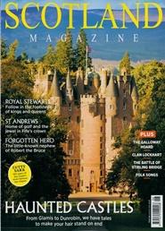 Tidningen Scotland Magazine 6 nummer