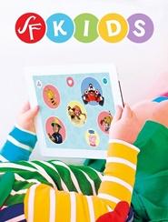 Tidningen SF Kids 1 nummer