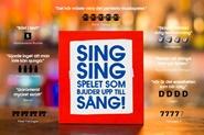 Tidningen Sing Sing - Spel 1 nummer