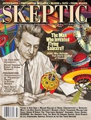 Tidningen Skeptic 4 nummer