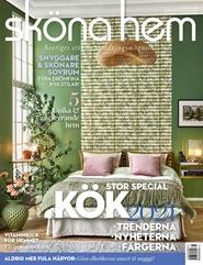 Tidningen Sköna hem 14 nummer