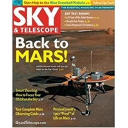 Tidningen Sky & Telescope 12 nummer