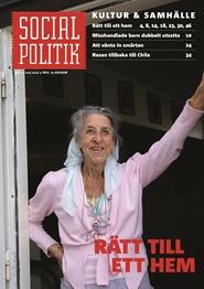Tidningen SocialPolitik 2 nummer
