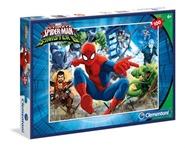 Tidningen Spider-man Sinister Six Pussel, 100 bitar 1 nummer