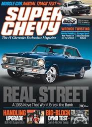 Tidningen Super Chevy 12 nummer