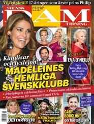 Tidningen Svensk Damtidning 13 nummer