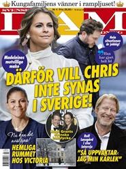 Tidningen Svensk Damtidning 10 nummer