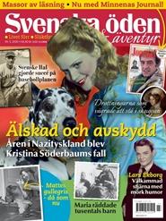 Tidningen Svenska Öden & Äventyr 3 nummer