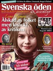 Tidningen Svenska Öden & Äventyr 5 nummer