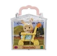 Tidningen Sylvanian Families Babyväska, Kanin i barnvagn 1 nummer