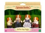 Tidningen Sylvanian Families, Hundfamiljen 1 nummer