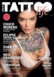 Tidningen Tattoo Life 6 nummer