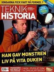 Tidningen Teknikhistoria 8 nummer
